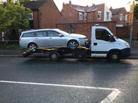 Flixton breakdown and recovery services ltd