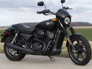 2015 harley-davidson XG750   ONLY 105 Miles  Save $2,000 out the