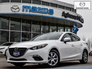 2015 Mazda Mazda3 GX | Push Start | A/C | Keyless Entry | Blueto