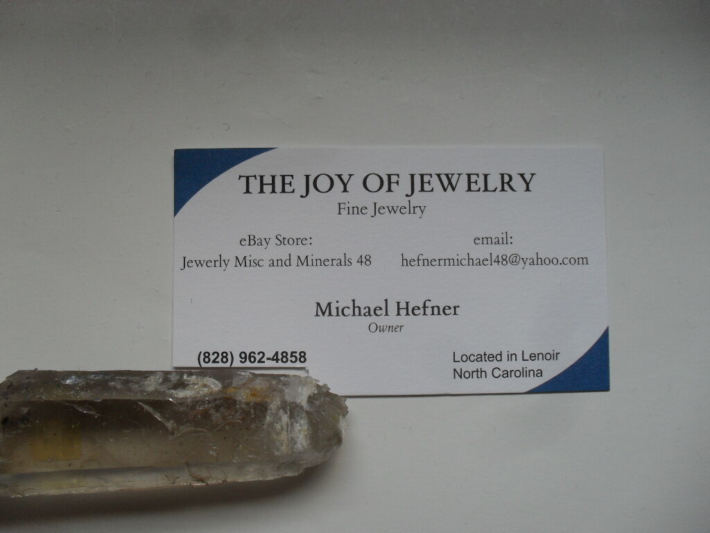 THE JOY OF JEWELRY AND MINERALS