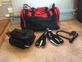 Cycle Road Racing Clothing & Equipment including Jerseys/shirts/shorts