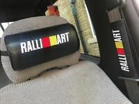 RALLI ART Mitsubishi Accessories Pajero Shogun Evo Evolution