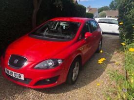 Seat Leon 2010 80k 1.6 petrol