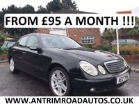 2005 MERCEDES E270 CDI CLASSIC AUTO ** FINANCE AVAILABLE WITH NO DEPOSIT **