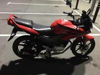 Honda cbf 125cc