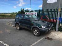 Nissan terrano spares or repair