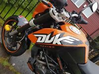 KTM JUKE 125cc for sale