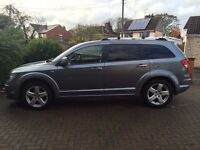 Dodge Journey 2.0 CRD RT 5dr - Metallic Grey