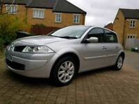 2007 megane 1.6 automatic 12 months mot 67.000 miles only