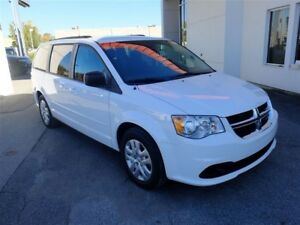 2017 Dodge Grand Caravan SXT STOW'N GO