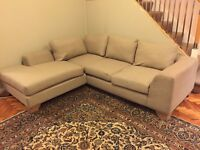 Corner Sofa - from 'Next' in very good condition