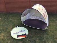 Babymoov pop up children's UV protection tent