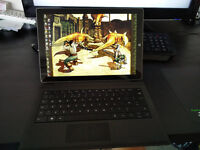 Microsoft Surface 3 Pro i3 64gb 4GB ram with keyboard and Windows 10 for sale, very good condition