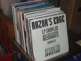 "125 x 12"" 90's Trance / Dance / House / Promo Vinyl Collection"