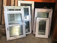 Selection of new PVC windows