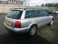 1997 Audi A4 Se Tdi estate. Mot May. £595 ono.