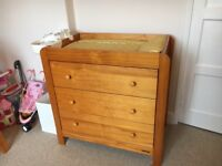 Cot bed and Nursery Furniture
