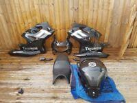 Triumph TT600 Fairings, Cowl, Screen etc.