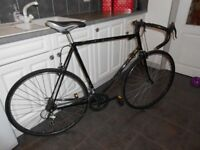 RALEIGH RECORD SPRINT RETRO, VINTAGE, CLASSIC ROAD RACING, RACER BIKE