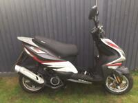 Sinnis harrie 125 spares or repairs 175 Ono