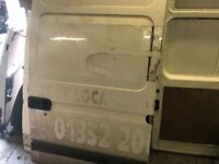 2002-2008 Vauxhall Movano LWB High top side loading door All the parts are available breaking