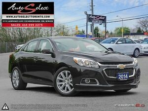 2014 Chevrolet Malibu ONLY 43K! **2LT MODEL** CLEAN CARPROOF