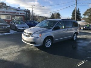 2014 Dodge Grand Caravan SE/SXT (DVD, Rear air, Stow n Go)