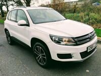 2013 Volkswagen Tiguan 2.0 TDI S TDI BLUETECH 4 MOTIONOWN THIS CAR TODAY FOR £51 A WEEK