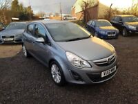 VAUXHALL CORSA 1.2 i 16v SE 5dr a/c *HEATED SEATS**12 MONTHS MOT**VERY GOOD EXAMPLE**DRIVES PERFECT*