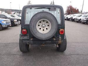 2001 Jeep TJ Sport Prince George British Columbia image 6