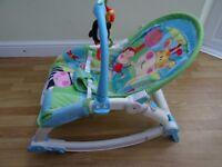 Fisher Price Newborn To Toddler Rocker/chair
