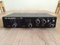 M-Audio Profire 610 FireWire Audio Interface (External Sounf Card)