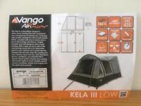 New Vango awning