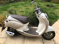 Sym Mio 50cc 2009 4-Stroke Moped Scooter