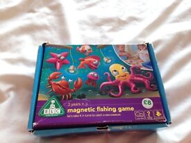 ELC magnetic game