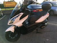 2012 KYMCO DOWNTOWN 300CC SCOOTER FINANCE AVAILABLE DAVY'S BANGOR
