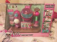 LOL fizz factory