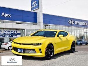 2016 Chevrolet Camaro LT|V6|Leather|Sunroof|Heated & Cooled Seat