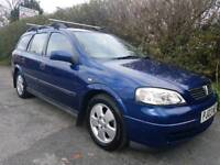 Vauxhall Astra estates.ONLY 55000 Full service history.