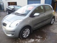 Toyota YARIS Zinc D-4D S-A,5 door hatchback,FSH,1 previous owner,runs and drives as new,only £30 tax