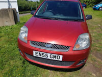 (55) FORD FIESTA ZETEC CLIMATE TDCI, 1.6CC, SERVICE HISTORY ** MOT OCT 18 DELIVERY OPTION AVAILABLE