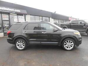 FORD EXPLORER 4WD LIMITED 2011 **7 PLACES, NAVIGATION**