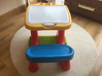 Children's Mothercare Desk and Chair