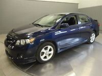 2012 Toyota Corolla S A/C MAGS