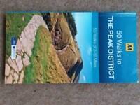 Peak District book - new