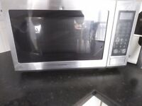 Kenwood microwave £20