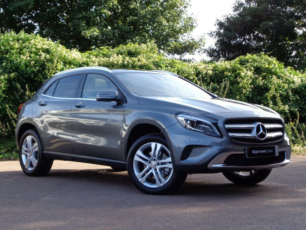 Mercedes benz gla class gla 250 4matic sport premium plus for Mercedes benz gla 250 4matic