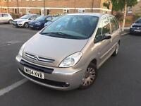 2004 CITREON XSARA PICASSO 1.6 DESIRE ESTATE CAR 2 OWNERS YEARS MOT