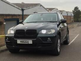 BMW X5 3.0d 7 seater new shape full service history