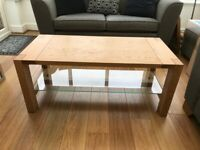 Sonoma Oak Coffee Table